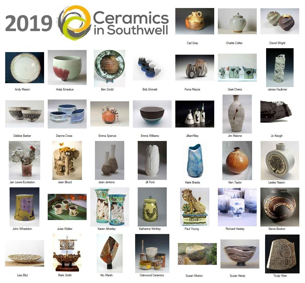 CIS 2019 Exhibitors